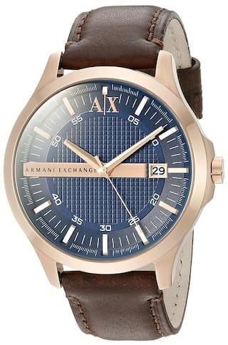 ef04d9b4c017 Buy Armani Exchange Hampton Analog Blue Dial Men s Watch - Ax2172 ...