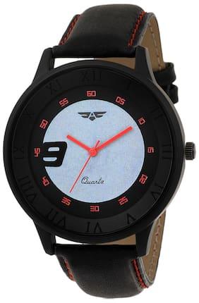 ASGARD  Trendy Black Dial Watch For Men  Boys-153-BKFT