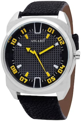 Asgard Analog Black Dial Watches For Men-yl-603