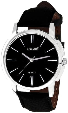 Asgard Black Analog Watch