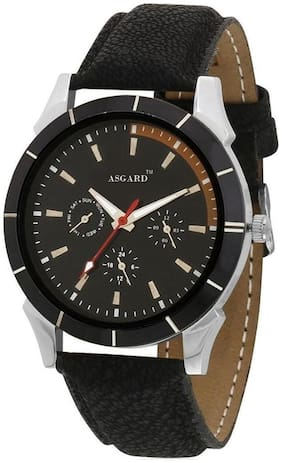 Asgard Black Analog BR-97 Watch for Men