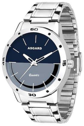 ASGARD Blue Dial CC-144 Watch for Men  Boys