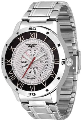 ASGARD Day and Date Series Chain Watch For Men  Boys-161-CDD-2