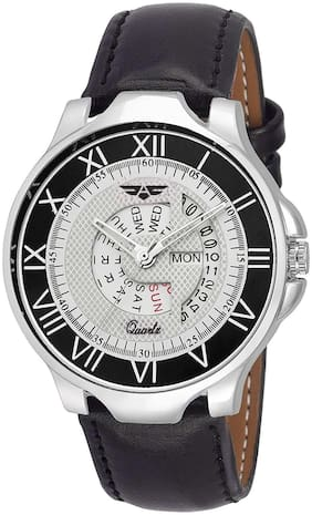 ASGARD Day n Date Feature Black Dial Watch For Men Boys-169-DD-9