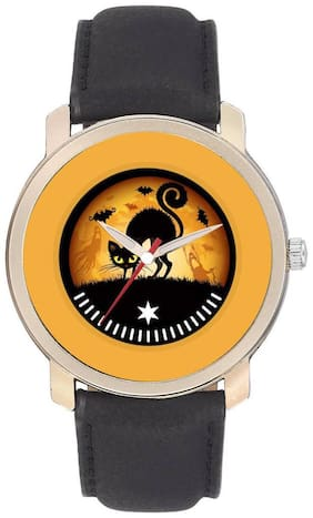 AWorld Classic Cat Analog Watch