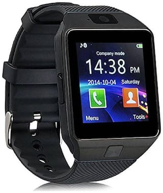 Best Quality DZ09 Smartwatch with Pedometer;Remote Camera;Sim Card and Sleep Monitoring Support for all Smartphone