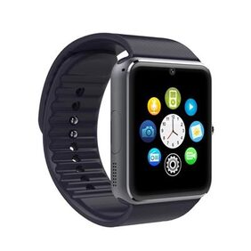 Bingo T50 Black Bluetooth Notification With Sim And Memory Support Feature Smartwatch