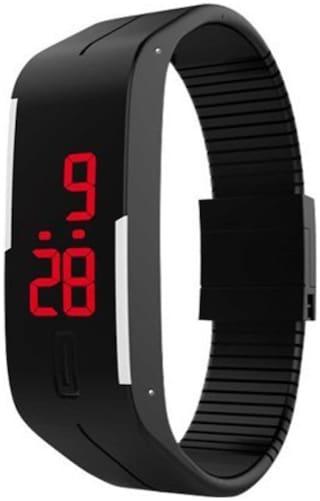 BlackLED digital Watch For Men
