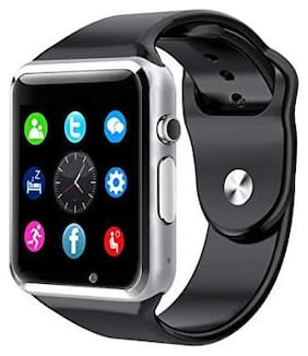 BLUETOOTH SMART WATCH ANDROID PHONE-51 SIM CARD CAMERA SMARTWATCH