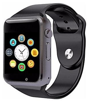 BLUETOOTH SMART WATCH ANDROID PHONE-90 SIM CARD CAMERA SMARTWATCH