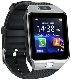 Bluetooth Smart Watch DZ09 Android Phone TF Sim Card Camera Smartwatch