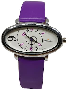 Branded Women Oval analogue watch