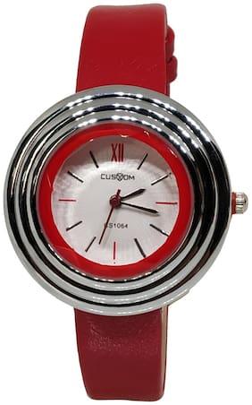 Branded Women Custom Analogue Watch