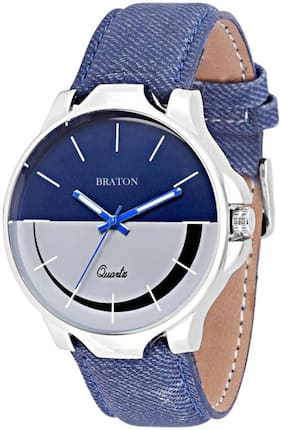 Braton BT1211 Quartz Analog Multicolor Round Dial Men's & Boy's Watch Watch - For Men