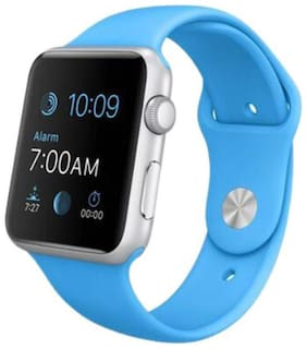 Btk Trade A1-Sw Bluetooth Smart Watch With Camera And Sim Card Support And Fitness Band Feature Compitable With All Smart Phones (Blue)