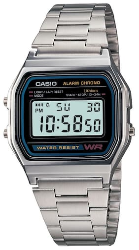 Casio A158WA-1DF (D011) Vintage Collection Digital Watch