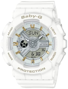 Casio Baby-G BA-110GA-7A1DR(B160) Tandem Series Women's Watch