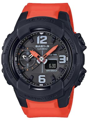 Casio Baby-g Bga-230-4bdr (b172) Analog-digital Watch For Women