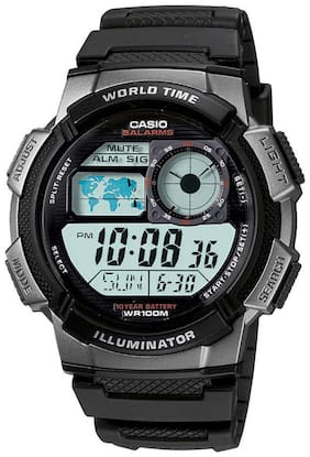 Casio Youth Digital AE-1000W-1BVDF (D081) Digital Watch for Men