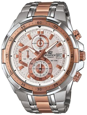 Casio Edifice EFR-539SG-7A5VUDF (EX222) Analog Watch for Men
