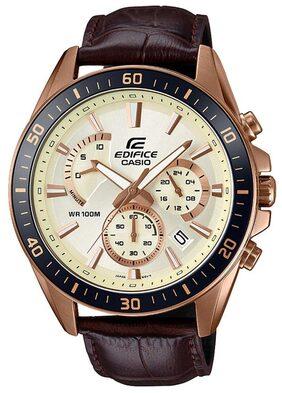 Casio Edifice EFR-552GL-7AVUDF (EX359) Analog Watch for Men