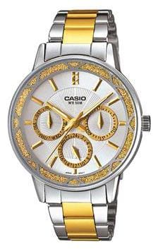 Casio Enticer Lady's LTP-2087SG-7AVDF (A905) Analog Watch for Women