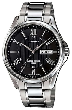 Casio Enticer Men's MTP-1384D-1AVDF (A879) Analog Watch for Men