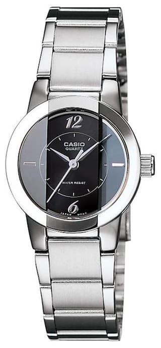 008cc7c58d3 Buy Casio Enticer Lady s LTP-1230D-1CDF (SH33) Analog Watch for ...