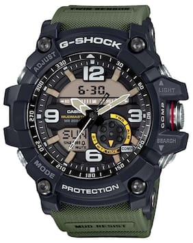 Casio G-Shock GG-1000-1A3DR (G662) Analog-Digital Watch for Men