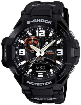 Casio G-Shock GA-1000-1ADR (G435) Gravity Defier Men's Watch