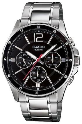 Casio Enticer Men's MTP-1374D-1AVDF (A832) Analog Watch for Men
