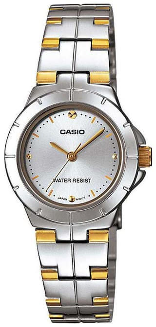 Casio Enticer Lady's LTP-1242SG-7CDF (A907) Analog Watch for Women