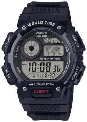 Casio Youth Digital AE-1400WH-1AVDF (D152) Digital Men's Watch