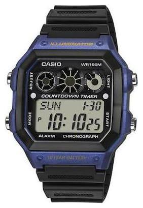 Casio Youth Digital AE-1300WH-2AVDF (D107) Digital Watch for Men