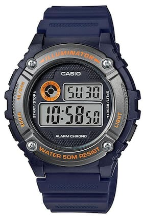 Casio Youth Digital W-216H-2BVDF (I100) Digital Watch for Men