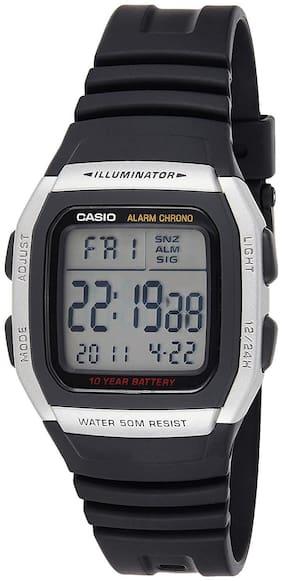 Men Black Digital Watches