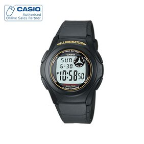 Casio Youth Digital F-200W-9AUDF (D028) Digital Watch for Men