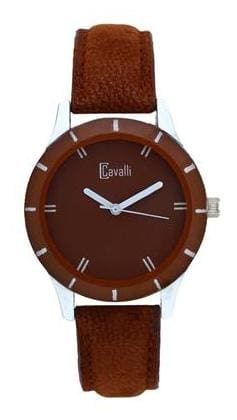 Cavalli Brown Analog Women's Watch