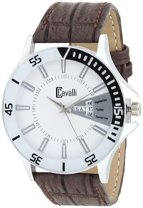 Cavalli  CW424 Date & Day (working) Watch - For Men