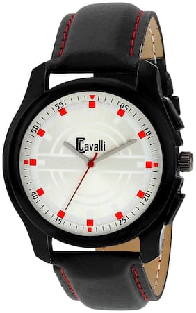 Cavalli  Exclusive Series White Designer Dial Day & Date Analogue Boys And Mens Watch-CW498