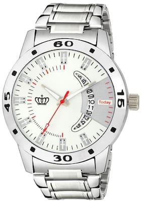 Cavalli  SMAEL SERIES CSM22 White Dial Date Display Men's Watch-Paytm Exclusive