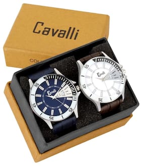 Cavalli  CW 400 Exclusive Combo with Date & Day (working) Exclusive Watch - For Men