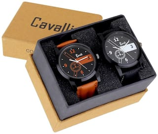 Cavalli  CW413 Exclusive Combo of Latest Trendy Analog Watches-For Men
