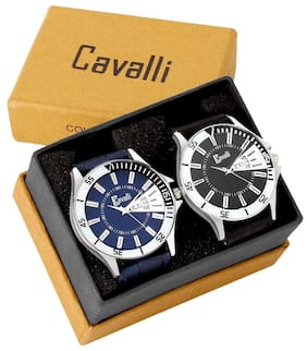 Cavalli  CW402 Exclusive Combo Of Date & Day Exclusive Watch - For Men