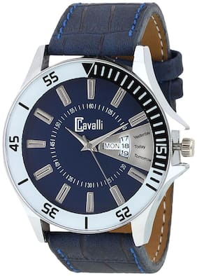 Cavalli  CW423 Date & Day ( working ) Watch - For Men