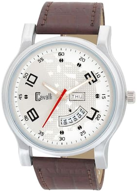 Cavalli  Exclusive Series Blue Designer Dial Day & Date Analogue Boys And Mens Watch-CW482
