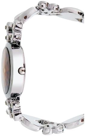 Cavalli Women's Silver Analog Watch