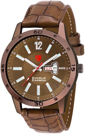 Charlie Carson Day & Date New analog Watch for men-CC157M