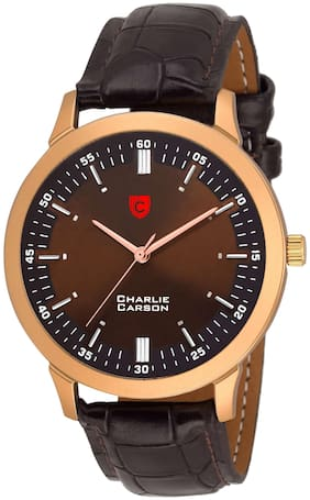 Charlie Carson new analog watch for men-CC159M