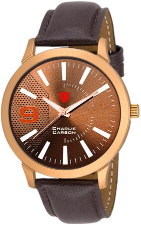 Charlie Carson new analog watch for men-CC163M